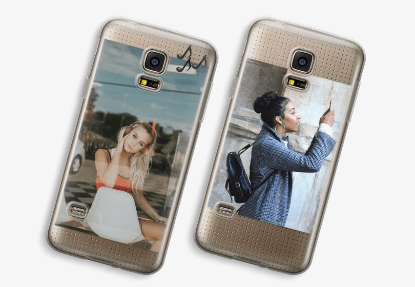 coque samsung s5 mini transparente