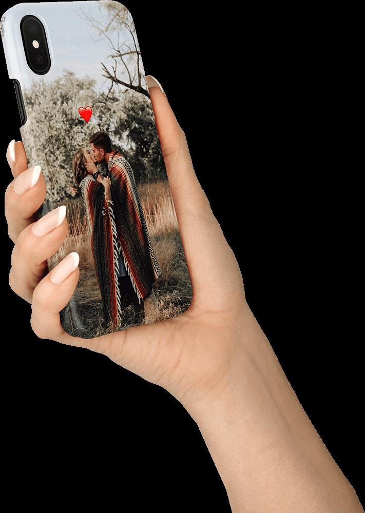 Concevez votre propre coque iPhone X smartphone
