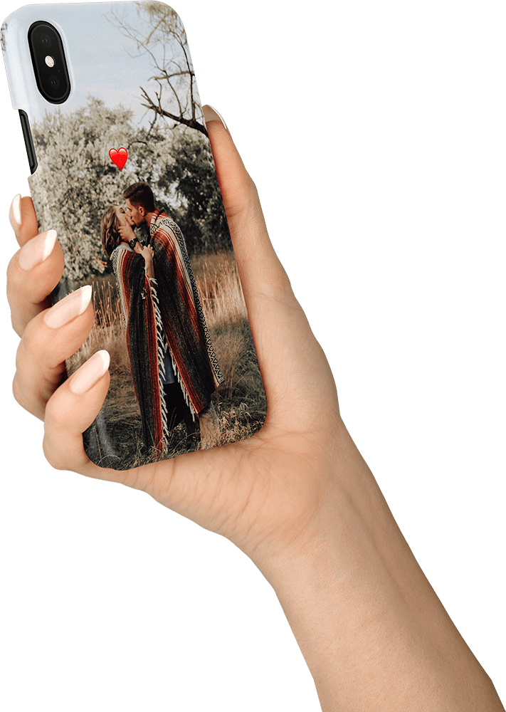 Concevez votre propre coque iPhone 8 smartphone