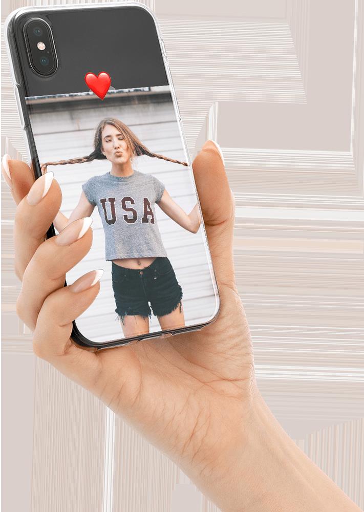 Concevez votre propre coque Nokia 8 smartphone