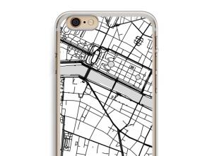 Mettez une carte de ville sur votre coque iPhone 6 PLUS / 6S PLUS