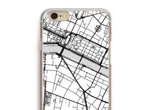 Mettez une carte de ville sur votre coque iPhone 6 / 6S