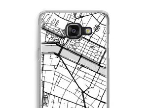Mettez une carte de ville sur votre coque Galaxy A5 (2016)