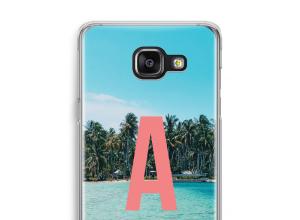 Concevez votre propre coque monogramme Galaxy A5 (2016)