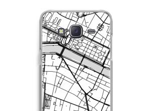 Mettez une carte de ville sur votre coque Galaxy J5 (2015)