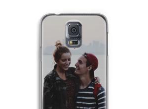 Créez votre propre coque Galaxy S5