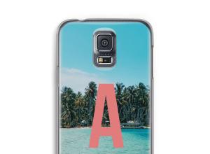 Concevez votre propre coque monogramme Galaxy S5