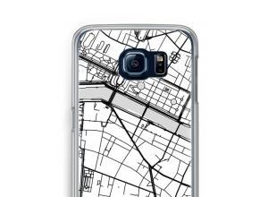 Mettez une carte de ville sur votre coque Galaxy S6