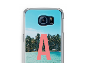 Concevez votre propre coque monogramme Galaxy S6