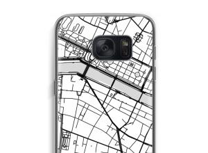 Mettez une carte de ville sur votre coque Galaxy S7