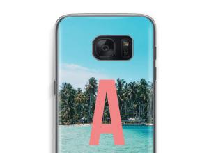 Concevez votre propre coque monogramme Galaxy S7