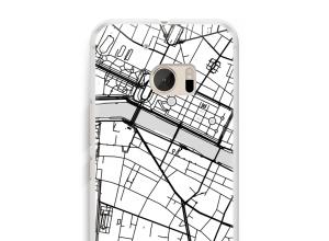 Mettez une carte de ville sur votre coque HTC 10