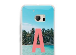 Concevez votre propre coque monogramme HTC 10