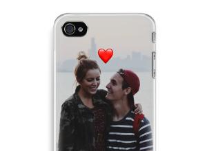 Créez votre propre coque iPhone 4 / 4S