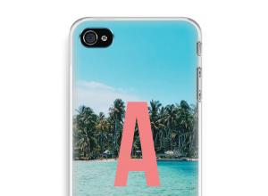 Concevez votre propre coque monogramme iPhone 4 / 4S