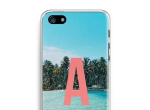 Concevez votre propre coque monogramme iPhone 5 / 5S / SE