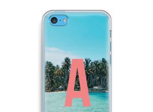 Concevez votre propre coque monogramme iPhone 5c