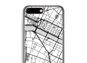 Mettez une carte de ville sur votre coque iPhone 7 PLUS