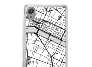 Mettez une carte de ville sur votre coque Xperia X