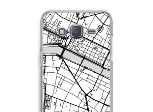 Mettez une carte de ville sur votre coque Galaxy Grand Prime