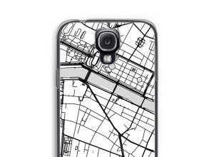 Mettez une carte de ville sur votre coque Galaxy S4