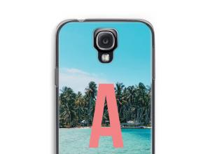Concevez votre propre coque monogramme Galaxy S4