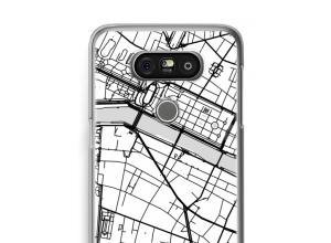 Mettez une carte de ville sur votre coque G5