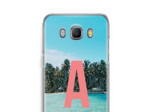 Concevez votre propre coque monogramme Galaxy J5 (2016)