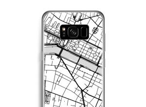 Mettez une carte de ville sur votre coque Galaxy S8