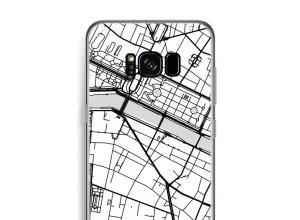 Mettez une carte de ville sur votre coque Samsung Galaxy S8 Plus