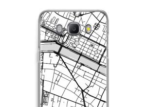 Mettez une carte de ville sur votre coque Galaxy J5 (2016)