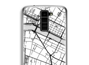 Mettez une carte de ville sur votre coque K10 (2016)