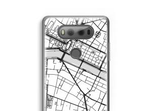 Mettez une carte de ville sur votre coque V20