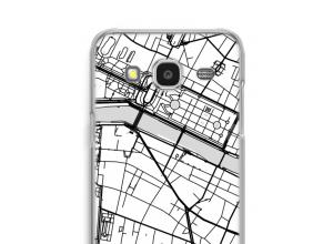 Mettez une carte de ville sur votre coque Galaxy J7 (2015)