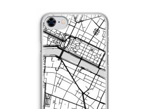 Mettez une carte de ville sur votre coque iPhone 8