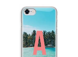 Concevez votre propre coque monogramme iPhone 8