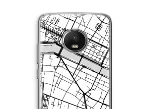 Mettez une carte de ville sur votre coque Moto G5