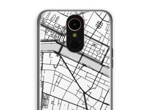 Mettez une carte de ville sur votre coque K10 (2017)