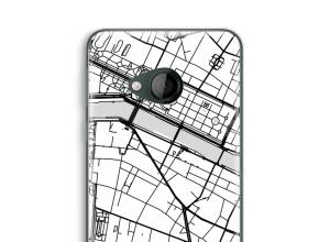 Mettez une carte de ville sur votre coque U Play