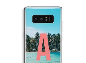 Concevez votre propre coque monogramme Galaxy Note 8