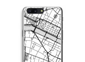 Mettez une carte de ville sur votre coque OnePlus 5