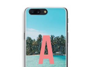 Concevez votre propre coque monogramme OnePlus 5