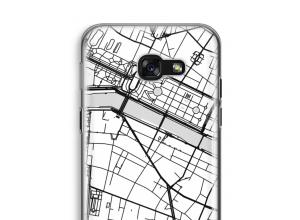 Mettez une carte de ville sur votre coque Galaxy A5 (2017)