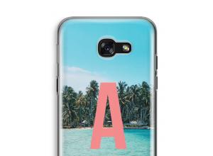 Concevez votre propre coque monogramme Galaxy A5 (2017)