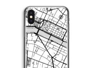 Mettez une carte de ville sur votre coque iPhone X