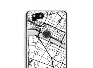 Mettez une carte de ville sur votre coque Pixel 2