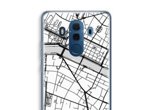 Mettez une carte de ville sur votre coque Mate 10 Pro