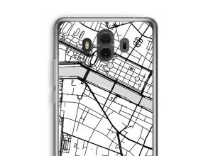 Mettez une carte de ville sur votre coque Mate 10