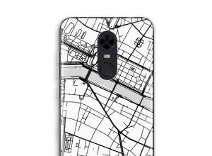 Mettez une carte de ville sur votre coque Redmi 5