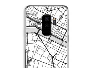 Mettez une carte de ville sur votre coque Galaxy S9 Plus
